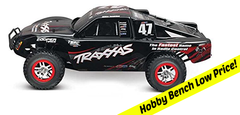 Traxxas SLASH 1/10 Short Course 4WD Ready-To-Run w/ radio, battery & charger (TRA68086-3)