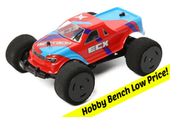 ECX BeatBox 1/36 2WD Monster Truck Ready-To-Run (ECX00021)