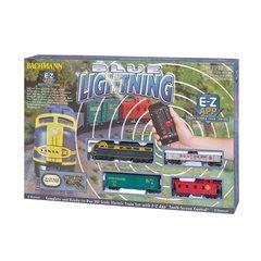 Bachmann Blue Lightning HO Train Set (BACU1501)