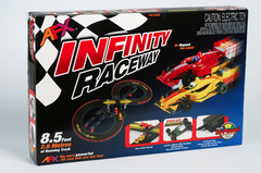 AFX INFINITY Raceway Slot Set (AFX21016)