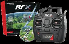 RealFlight RF-X Edition Flight Simulator (GPMZ4540)