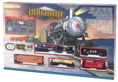 Bachmann Chattanooga HO Train Set (BACU0626)