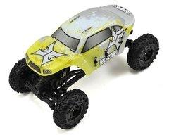 ECX Temper 1/24 RTR Micro Rock Crawler Yellow/White (ECX00012T2)
