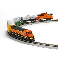 Athearn Iron Horse Train Set HO BNSF (ATH29314)