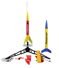 Estes Rascal - Hijinks Model Rocket Launch Set (EST1499)