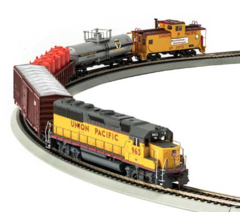 Athearn Iron Horse Train Set HO U.P. (ATH14267)