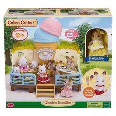 Calico Critters Seaside Ice Cream Shop (IPSCC1556)