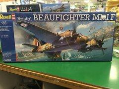 Revell Bristol Beaufighter MKIF 1/32 Plastic Model Kit (RVLS4889)