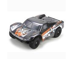 ECX Torment 1/18 4WD Short Course RTR Truck Gray/Orange (ECX01001T1)