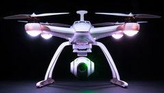 Chroma™ Camera Drone with 4K CGO3 and ST-10+ (BLH8675)