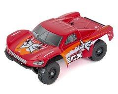 ECX Torment 1/18 4WD Short Course RTR Truck Red/Orange (ECX01001T2)