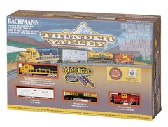 Bachmann Thunder Valley N Train Set (BACU6813)