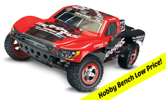 Traxxas SLASH RTR R/C Truck Short Course Body 2WD Ready-To-Run (TRA58034-1)