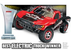 Traxxas SLASH 1/10 Scale Electric Short Course Truck (TRA58034-1)