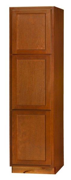 "Glenwood Broom cabinet 24""w x 24""d x 84""h"