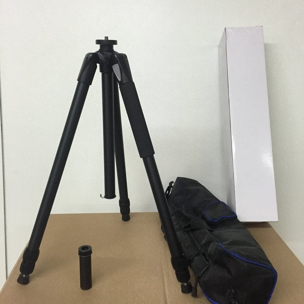 Tripod,Heavy Duty, Adjustable and with Carry Case and Shoulder Strap