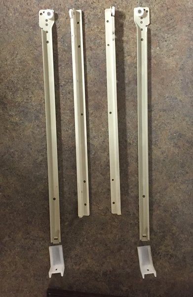 Kitchen Cabinet Drawer Rail Kit KK style