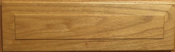 "Oak Base Cabinet Drawer Fronts 4.5"" tall, Solid oak"
