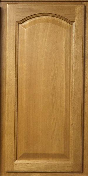 Hartford Oak wall cabinet 15w x 12d x 30h