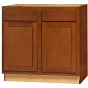 Glenwood Base cabinet 33w x 24d x 34.5h (Local Pickup Only)