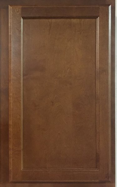 Bristol Brown 15 x 30 wall cabinet