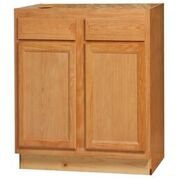 Chadwood Oak Base cabinet 30w x 24d x 34.5h (Local Pickup Only)