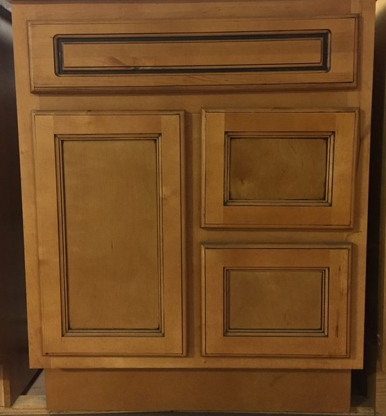 BGH 24 Vanity Sink Base Cabinet with drawers