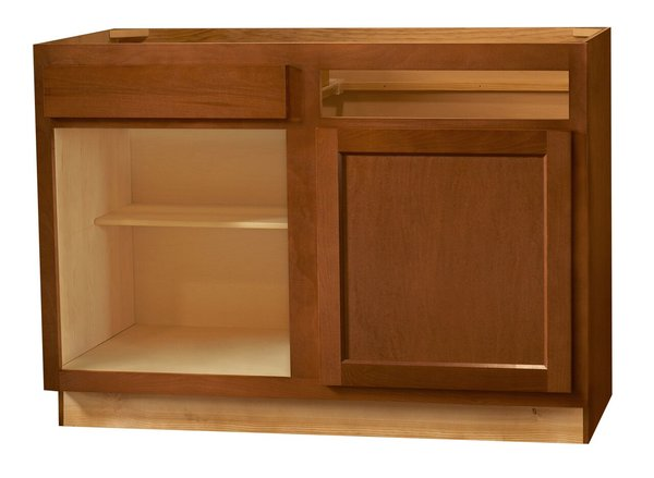 Glenwood Blind Base Corner cabinet sets 48w x 24d x 34.5h (Local Pickup Only)