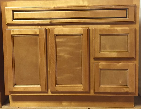 BGH 30 Vanity Sink Base Cabinet with drawers