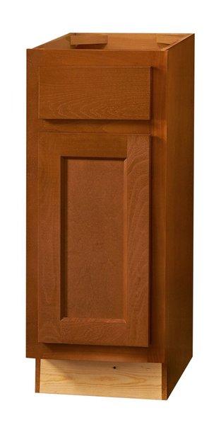 "Glenwood Vanity Base cabinet 12""w x 21""d x 34.5""h"