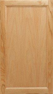 Chadwood Oak wall cabinet 18w x 12d x 36h