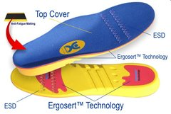 Ergo Comfort PLUS ESD Shoe Insole