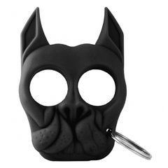 Bulldog Self-Defense Keychain (Black)