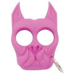 Bulldog Self-Defense Keychain (Pink)