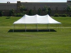 20 x 40 Pole Tent