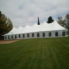 40 x 140 Pole Tent