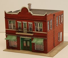 Morgan's - HO Scale Craftsman KIT