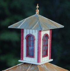 N&W Mahone Style Cupola - OPTIONAL