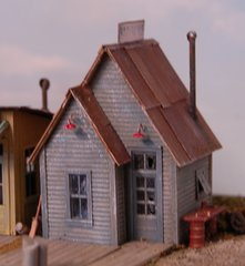 The Bait Shop - HO Scale Zip-Kit