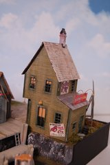 Soggy Dock Bar & Grille - HO Scale Craftsman KIT