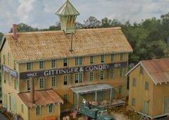 Gittinger & Condry - HO Scale Craftsman KIT -