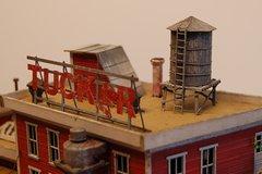 Tucker Factory - HO Scale - BACK IN STOCK!!!