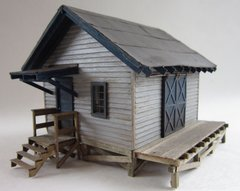 BD Lineside Freight - O Scale Craftsman Kit
