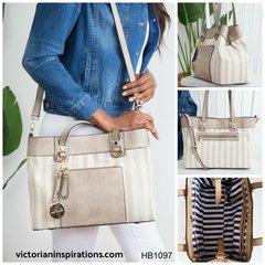 Simply Noelle Antigua Shoulder Bag ~ Spring/Summer 2018
