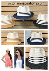 Simply Noelle Fedora Hats