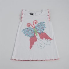 Mud Pie ~ Butterfly Tunic ~ (1 pc) 2T - 5T