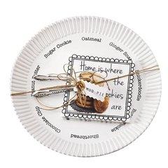 Mud Pie Circa Cookie Platter Set