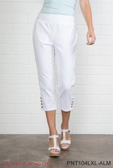 Simply Noelle Cropped Snap Pant ~ Summer SALE