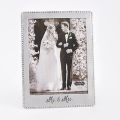 Mud Pie ~ 8 X 10 ~ Mr & Mrs Frame