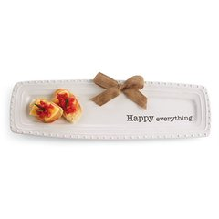 "Mud Pie ~ Circa ""Happy Everything"" Tray"